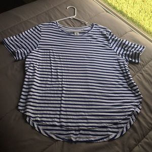H&M -L.O.G.G. -Label of Graded Goods - Striped Top